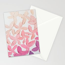 Spring Blooming Stationery Cards