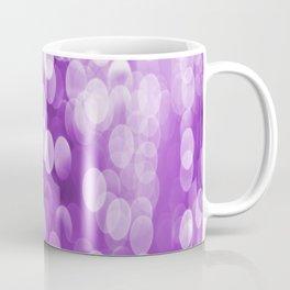 Bokeh Light Purple Tone #decor #society6 #buyart Coffee Mug