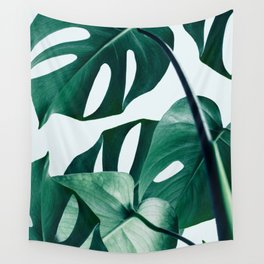 Monstera #society6 #artprints #buyart Wall Tapestry