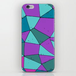 Crystal Cave iPhone Skin