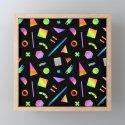 Neon Gradient Postmodern Shapes by elliottdesignfactory