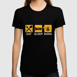Funny Novelty Gift For Disc Golfer T-shirt
