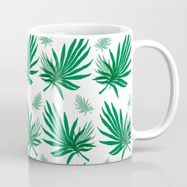 Palm Fronds 4 Coffee Mug