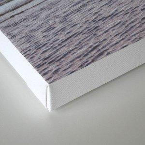 Oceano Pacifico Canvas Print