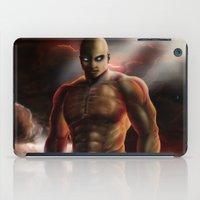 doom iPad Cases featuring Doom by ED Art Studio