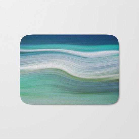 OCEAN ABSTRACT Bath Mat