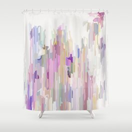 Wash the colours Shower Curtain