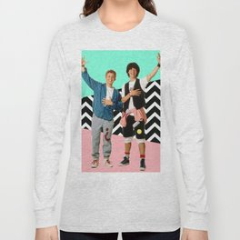 Bill and Ted Long Sleeve T-shirt
