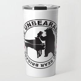 The UnBearables Travel Mug