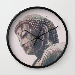 Big Buddha Wall Clock