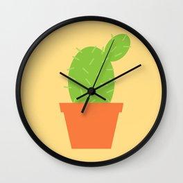 #7 Cactus Wall Clock
