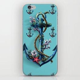 sea life  iPhone Skin