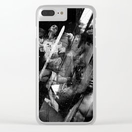 The Thief and the Moon Clear iPhone Case