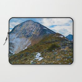 Pyramid Mountain Summit Hike in Jasper National Park, Canada Laptop Sleeve