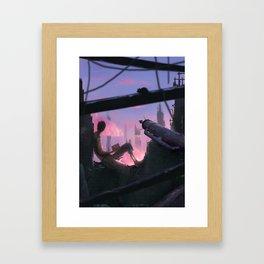 Maximyz Framed Art Print