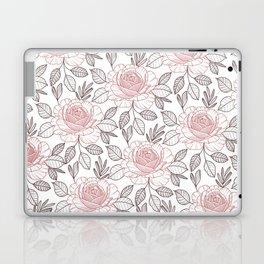 Pink power Laptop & iPad Skin