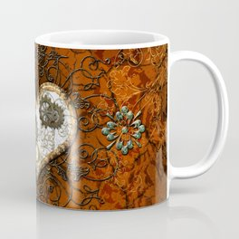 Steampunk, wonderful heart Coffee Mug