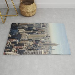 New York City / Aerial Rug