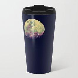 Two Stars and a Moon Travel Mug