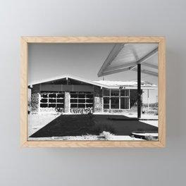 Abandoned Framed Mini Art Print