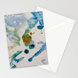 Sky Life Transmogrified Stationery Cards