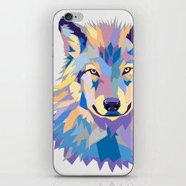 Wild Wolf iPhone Skin