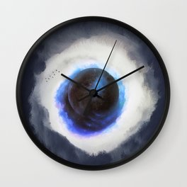 Chromasphere (Alpha) Wall Clock
