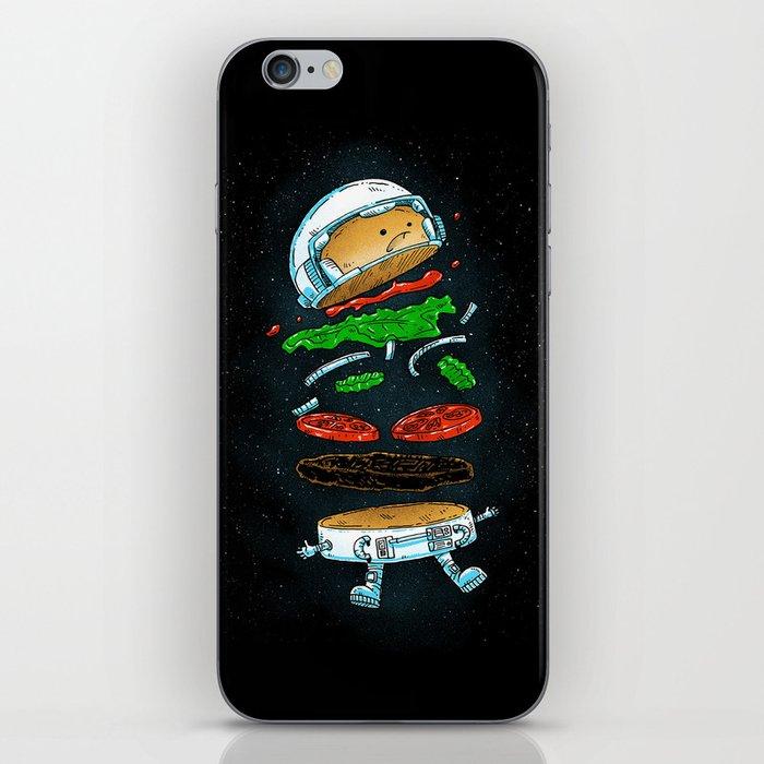 The Astronaut Burger iPhone Skin