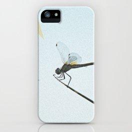 herald (la pregonera) iPhone Case