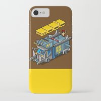 acdc iPhone & iPod Cases featuring ACDC: ROCK ON! by paragraph