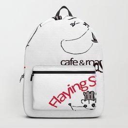 Flyig Squirrel Cafe Backpack
