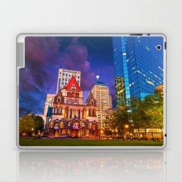 Trinity Church, Boston, MA Laptop & iPad Skin