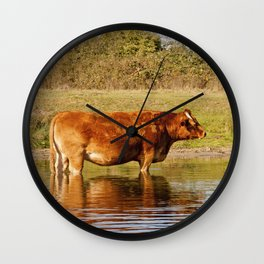 Red Bull Wall Clock