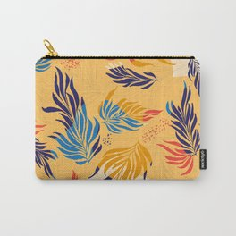 Primary Colors Leaves Carry-All Pouch