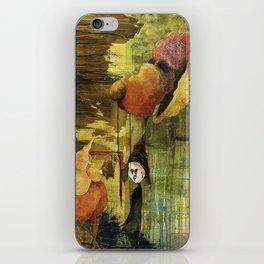 Dopey Dan Swims in Sewage iPhone Skin