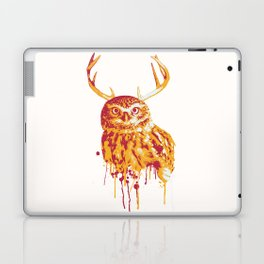 Owlope Stripped Laptop & iPad Skin