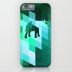 Emerald Elephant iPhone 6s Slim Case