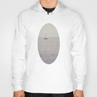 sailboat Hoodies featuring Sailboat by Jessica Torres Photography