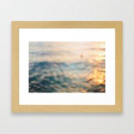 S E A  Framed Art Print