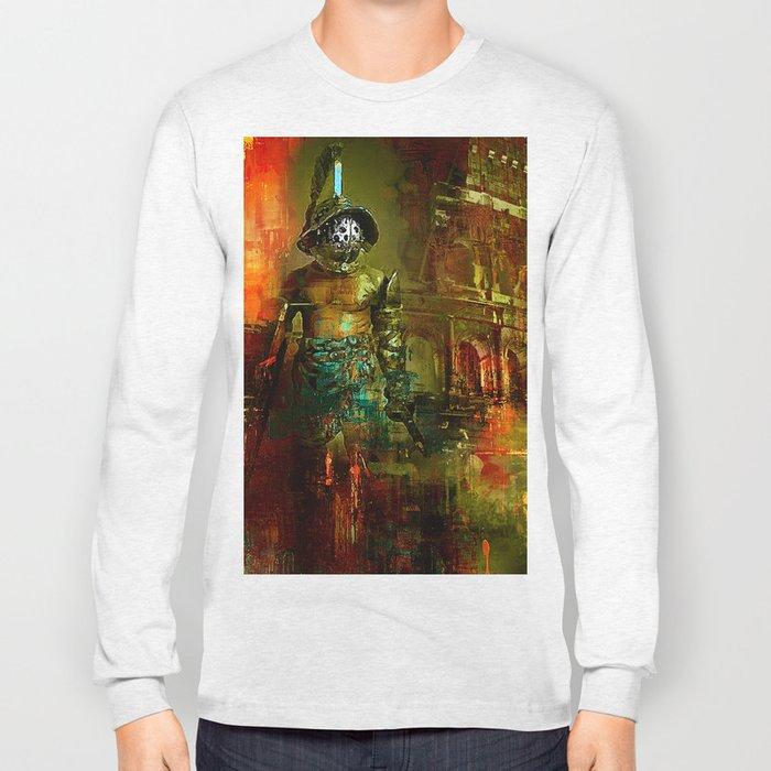 The last gladiator Long Sleeve T-shirt