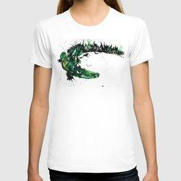 Cocodrilo waiting T-shirt
