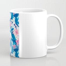Bloom Blue Coffee Mug