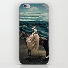 The Fox and the Sea iPhone Skin