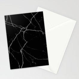 black marble I Stationery Cards