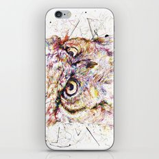 Owl // Ahmyo iPhone & iPod Skin