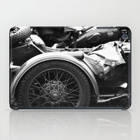 motorcycle iPad Cases featuring motorcycle by Falko Follert Art-FF77