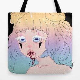 Ice Cream Angel Tote Bag