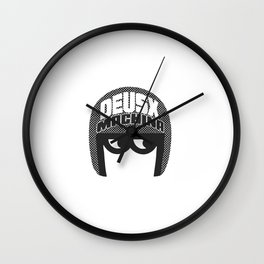 Deus Ex Machina Helmet Wall Clock
