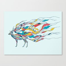 Hold Me Down Canvas Print