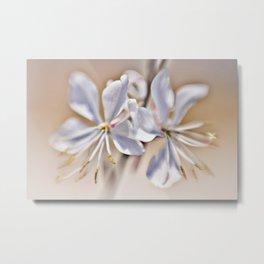Beeblossom Flower Metal Print